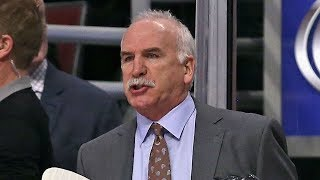 Quenneville Reportedly to Be Named New Coach of Flyers