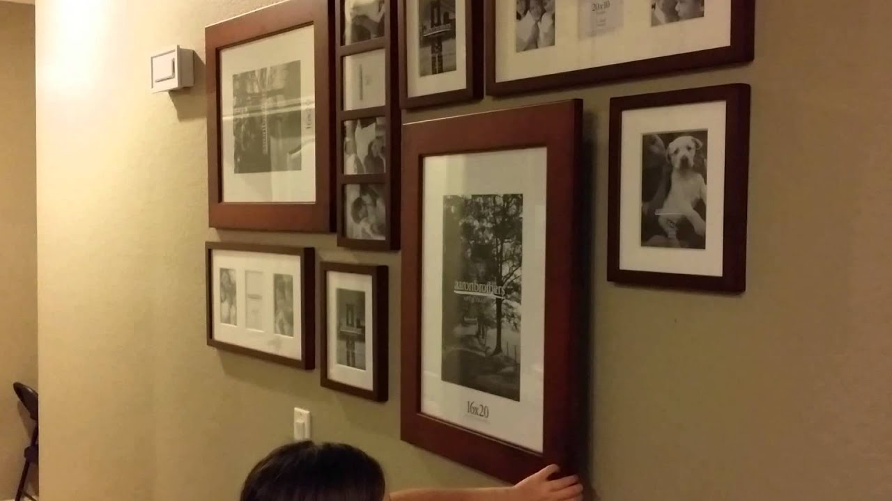 Picture Frame With Hidden Compartment Youtube