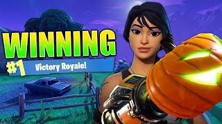 Fortnite Battle Royale Getting Wins Live! (Fortnite Livestream)