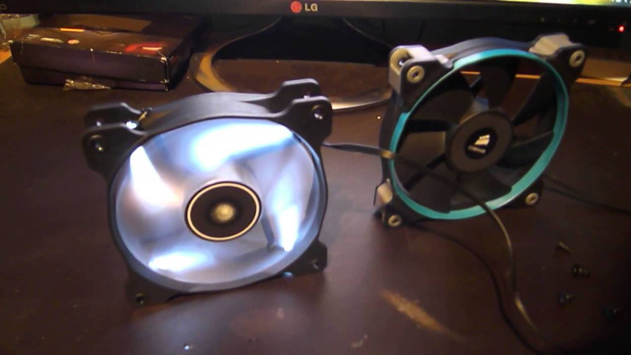 how to make your pc fans leds brighter