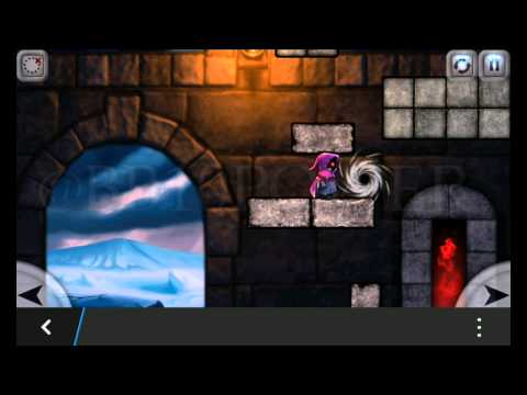 Magic Portals Android Game On BlackBerry Z10