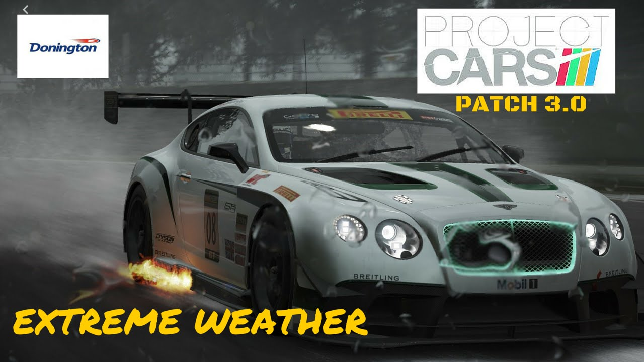 project cars patch 3 0 part 3 extreme weather improvements. Black Bedroom Furniture Sets. Home Design Ideas