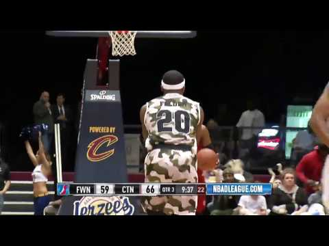 Cavs Rookie Kay Felder Goes Off For 41 Points For Canton Charge