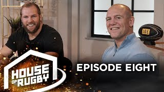 James Haskell and Mike Tindall on Sam Burgess rumours and Premiership relegation | House of Rugby #8