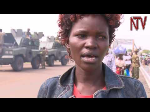 South Sudan Evacuation: UPDF winds up mission to evacuate Ugandans in South Sudan