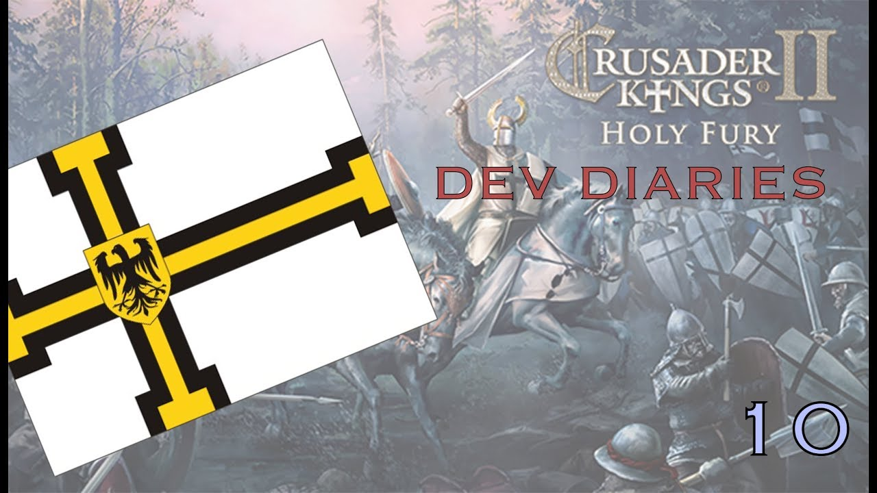 Custom Bloodlines and a More Interactive Pope! - Crusader Kings 2 Holy Fury  Dev Diaries - 10