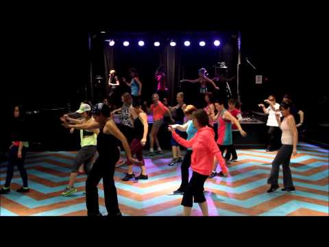 Zumba - Happy (from Despicable Me 2) - Pharrell Williams