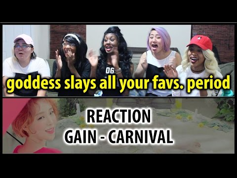 Yi Family Reacts | GaIn Carnival. The Last Day (가인 카니발 마지막 날) MV