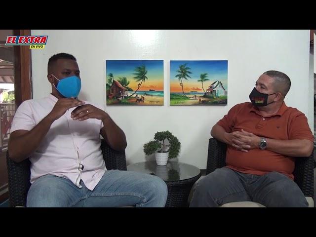 Directo con Edgar Villarreal, Jhon Humphries Abogado en la isla, Emprendimiento Switt Moringa.
