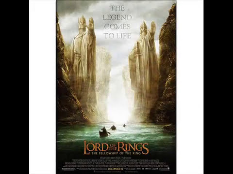 Lord Of The Rings In Dreams Soundtrack Youtube