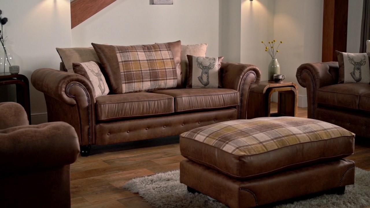 Keswick 2 Seater Sofa Standard Back - ScS