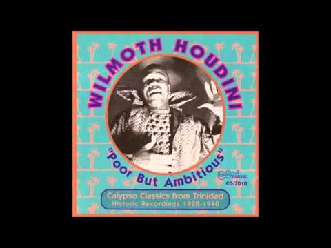 Wilmoth Houdini - Song No. 99