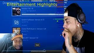 DJ Akademiks Got Drunk and Cried On Live Stream REACTION