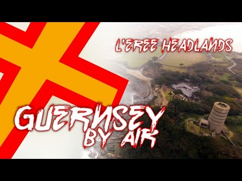 Guernsey by Air: L'Eree Headlands