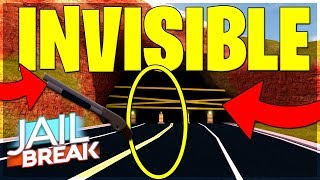 [NEW] HOW TO BE INVISIBLE IN JAILBREAK ROBLOX (GLITCH) *TOP GLITCH*