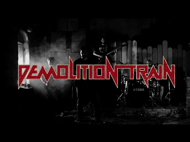 DEMOLITION TRAIN - Beast of Hades (feat. Nir Beer) [OFFICIAL MUSIC VIDEO]