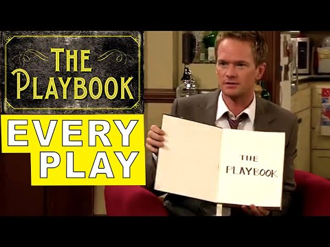 Every Play in the Playbook - How I Met Your Mother