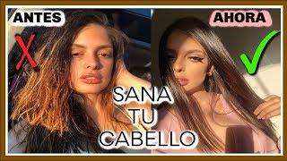 Gambar cover COMO HACER CRECER Y CUIDAR EL CABELLO DAÑADO/ tips profesionales/ Jeka Channel