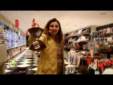 Madame Coco'da Alışveriş