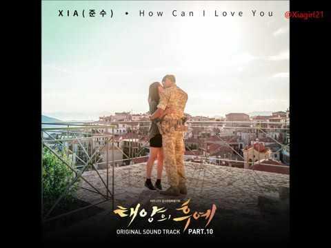 """(ENGSUB)XIA Junsu – """"How Can I Love You"""""""