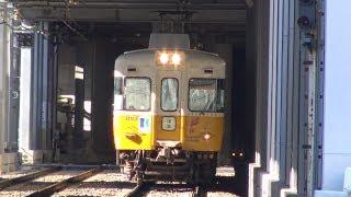 【4K】琴電琴平線 普通列車1100形電車 1105F