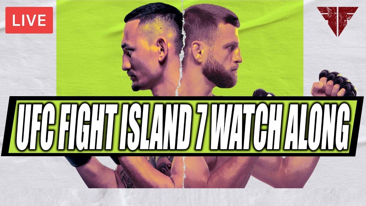 Ufc Fight Island 7 Watch Along Live Stream Holloway Vs Kattar Fightful Mma