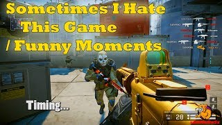Warface - Sometimes I Hate This Game + Funny Moments