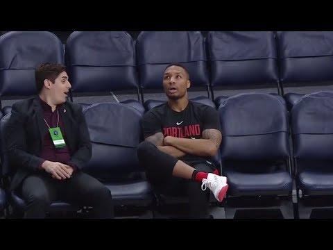 Damian Lillard, Wolves fans react to Stefon Diggs' incredible game-winning TD   ESPN