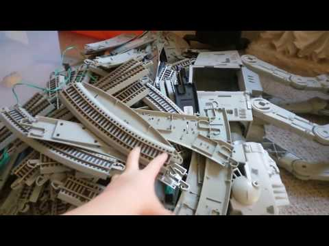 500 SUBSCRIBER  SPECIAL H O model trains part 1 build