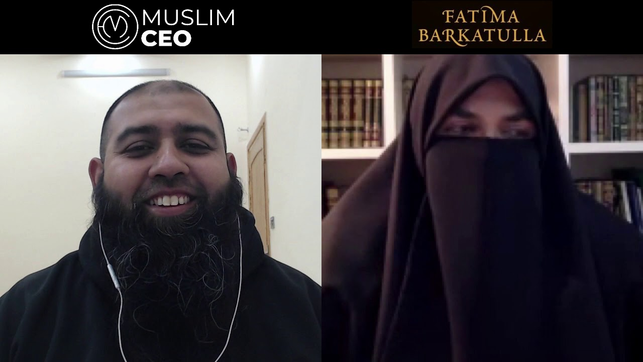 Download Alimah, author and award winning lecturer Fatima Barkatulla - The Muslim CEO Show