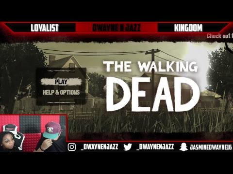 Dwayne N JAZZ The Walking Dead Season 1 EP 4