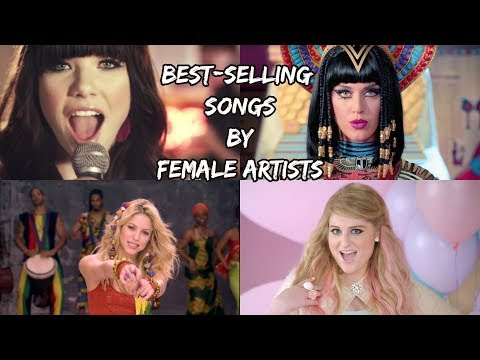 The Best Selling Song 2018