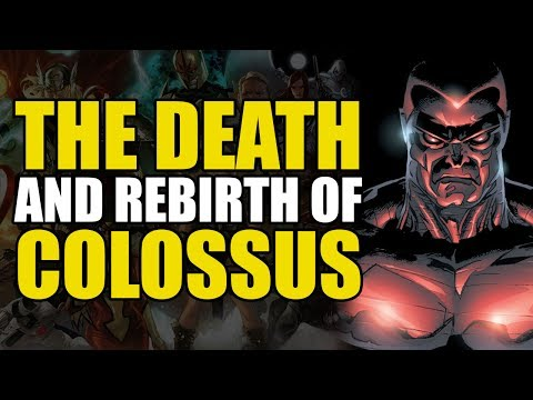 Death & Rebirth of Colossus (Astonishing X-Men Vol 1)