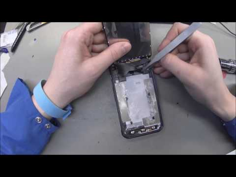 Samsung Galaxy Xcover 3 SM-G388F Disassembly