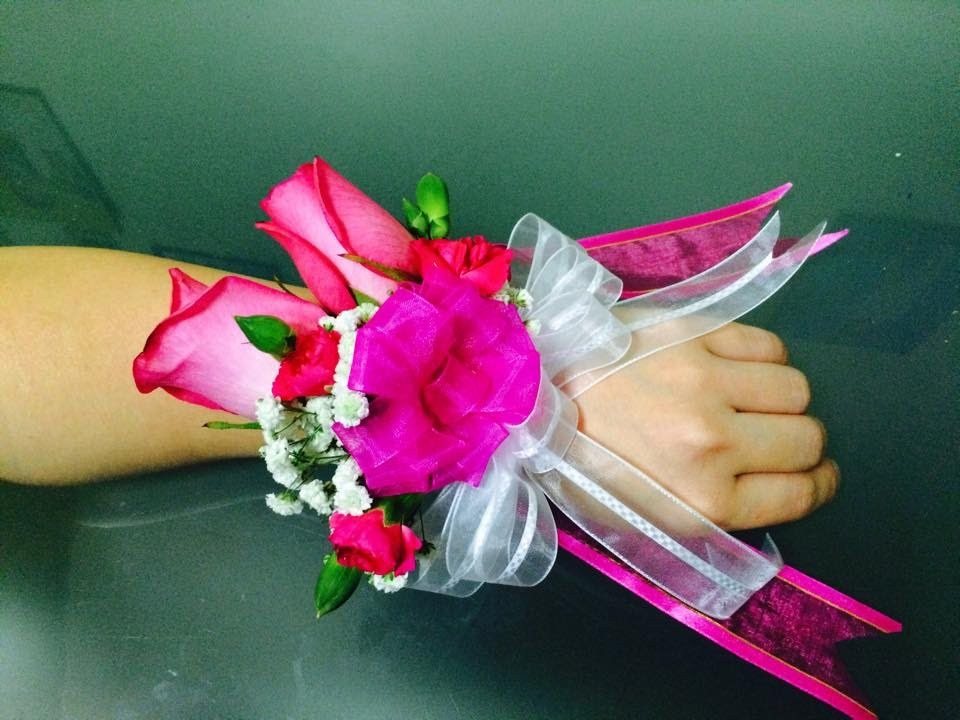 Wrist Corsage Easy To Make Youtube