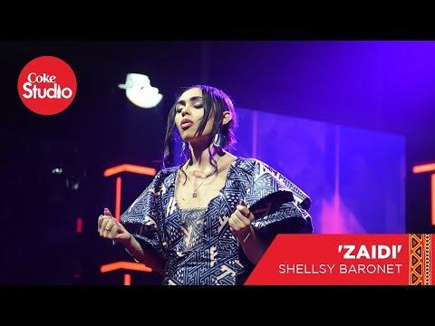 Shellsy Baronet - Zaidi (Video) [Coke Studio Africa Cover]