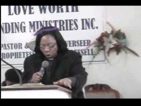 """""""Am Gonna Make It Over!"""" Love Worth Finding Ministries Inc. (Nassau, Bahamas)"""