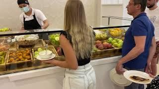 Завтрак в Alva Donna Exclusive Hotel Spa Турция Белек 2021 Отель Альва Донна