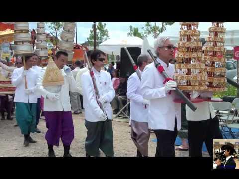 Hè Phra Bang à Bussy St- Georges  le dimanche 24/05/2015