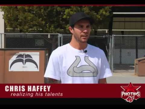 Chris Haffey interview - Realizing his talent