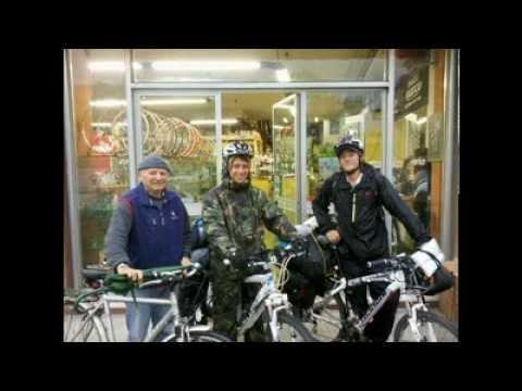 Italy: Parma to Ancona (Cycle, cyclocamping, touring Italy)