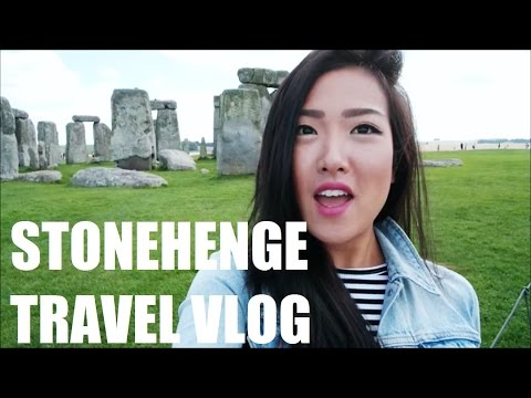 STONEHENGE & ENGLISH COUNTRYSIDE TRAVEL VLOG