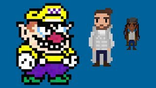 Damn my 8 bit goin psycho [Tribute to Post Malone feat. Ty Dolla $ign] - 8 Bit Wizard