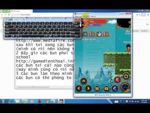 cach hack ninja school online tren may tinh - Hướng dẫn Hack ninja school trên máy tính Bá Đạo Quả Đất - Game Teamobi