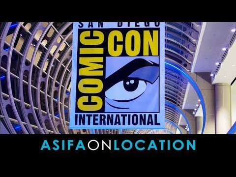 State Of The Industry Animation Panel: San Diego Comic-Con 2016