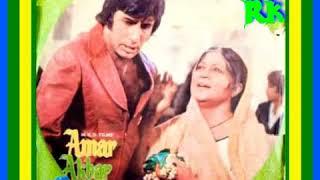 Khoon Khoon Hota Hai Amar Akbar Anthony1977 Mohd Rafi Laxmikant Pyarelal Amitabh B Vinod K Rishi K