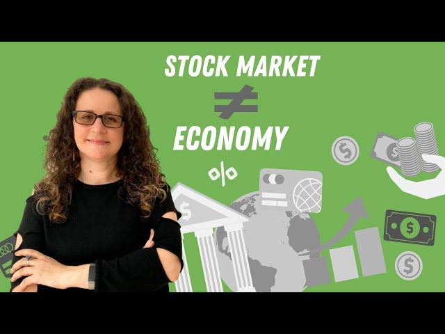 Stock Market and Economy - Why Are They So Different? (2020)