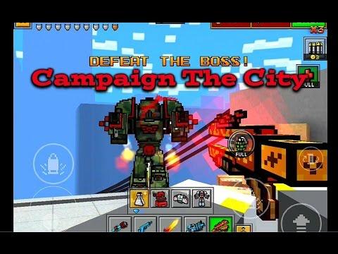 Pixel gun 3d hack download free ios