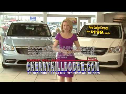 Cherry hill jeep girl