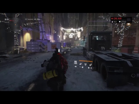 THE DIVISION SOLO PVP//1.7 RELEASES AUG 15//HYPE/NEARING 10K !